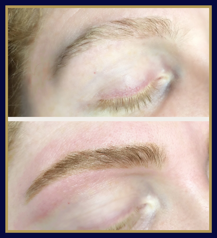 Waxing Client #3