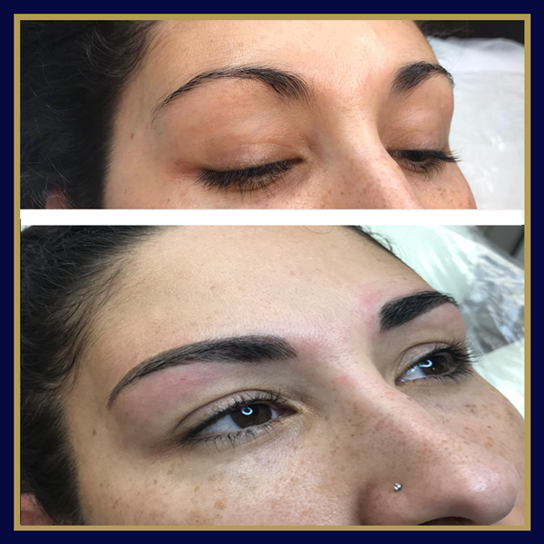 Microblading Client #7