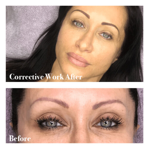 Corrective-Work-After-